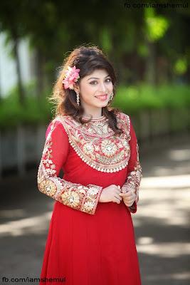 Misty Zannat Bangladeshi Model