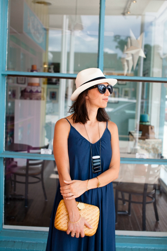 Summer Style Series, Maxi dress, Woodzee sunglasses