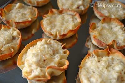 Chicken Bacon Ranch Cups