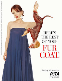 Animals can not protect themselves against humans: This Winter Buy Only Fur Imitation !!!
