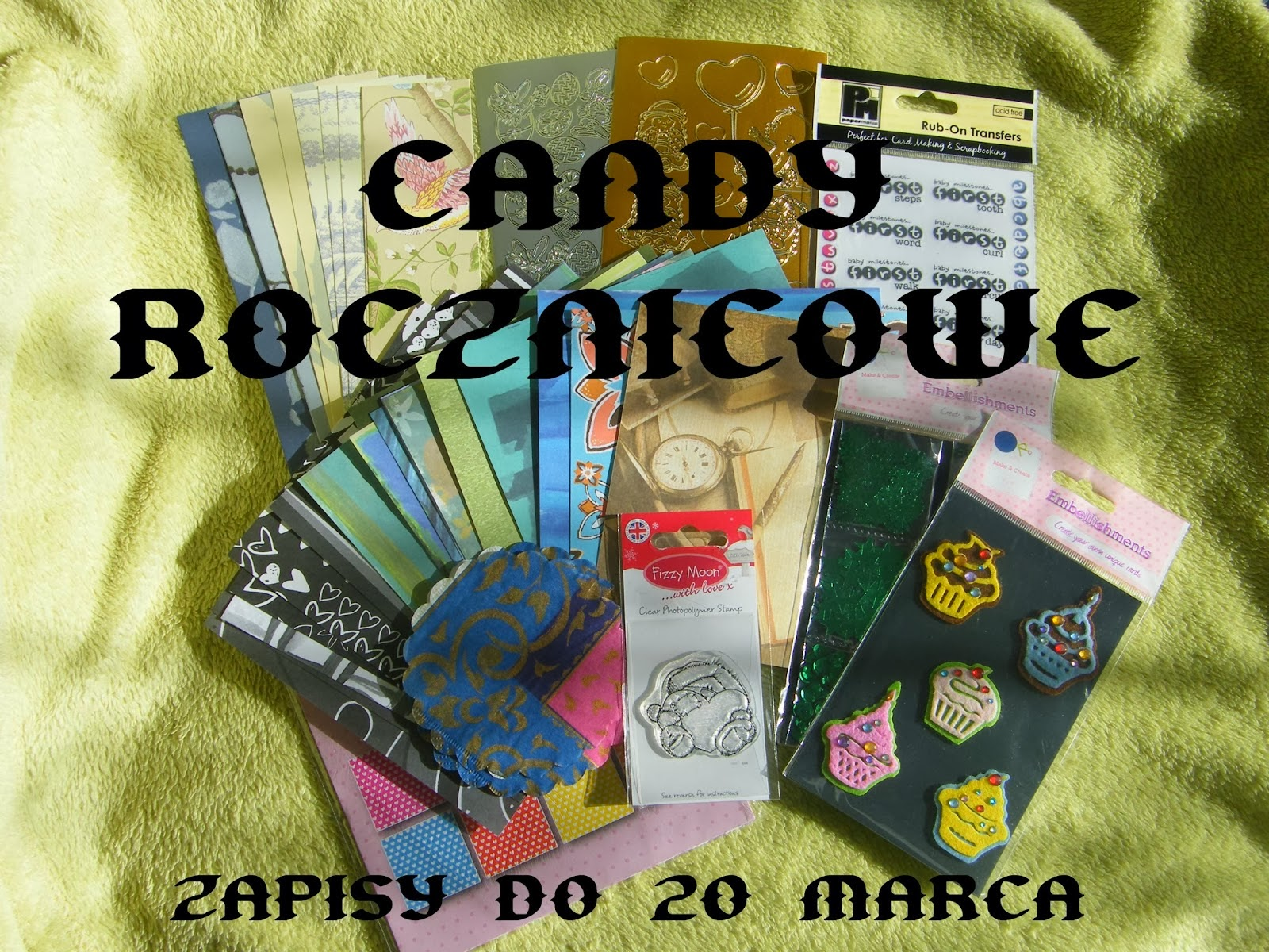 Candy do 20.03.2014
