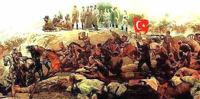 7. Perang Yunani – Turki