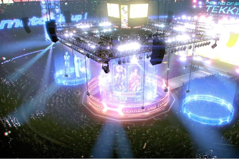Tekken Tag 2 Opening
