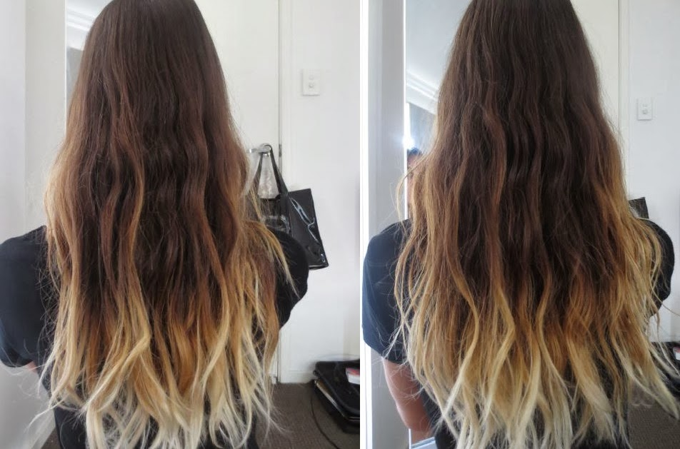 Nail & Polish: ELEVEN - Sea Salt Texture Spray (Before & After ...