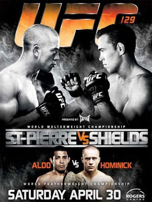 UFC 129 live stream