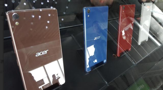 آيسر تكشف عن هاتفها الذكي الجديد Liquid X2