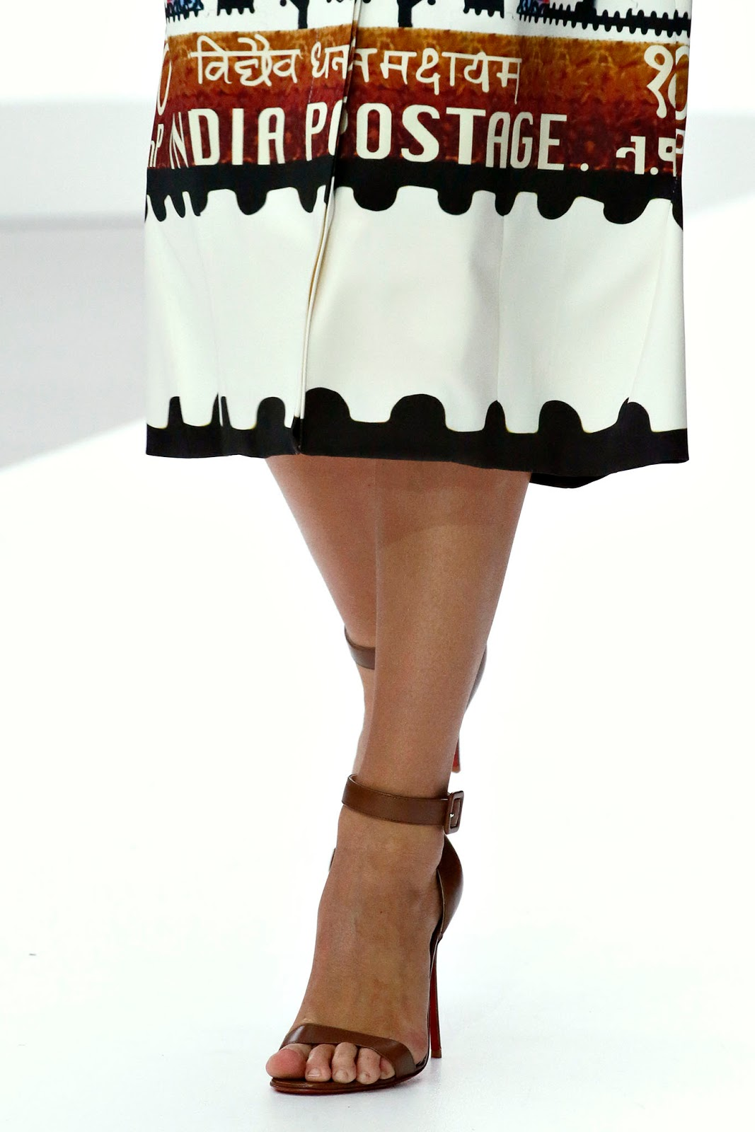 Mary Katrantzou Spring/Summer 2013