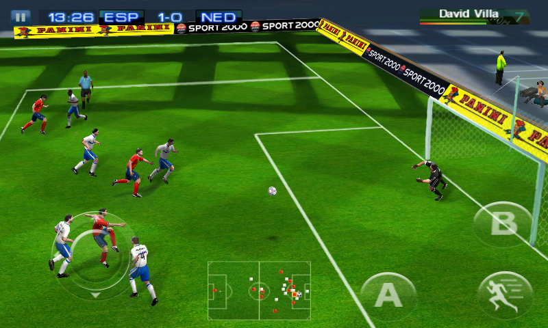 Real Football 2011 QVGA 240x320 Apk + Data