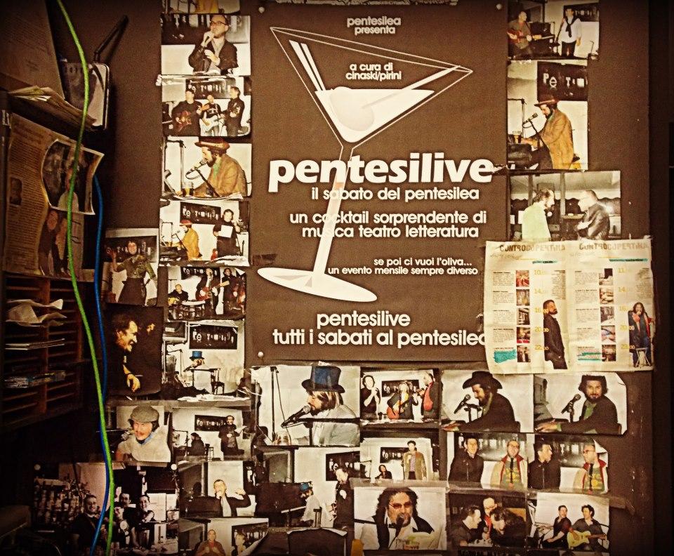 Location eventi a Milano: in zona Arco della Pace il Pentesilea