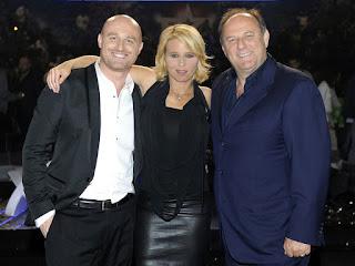 Rudy Zerbi, Maria de Filippi e Gerry Scotti