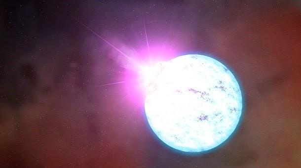 Estranha estrela híbrida descoberta após 40 anos de pesquisa