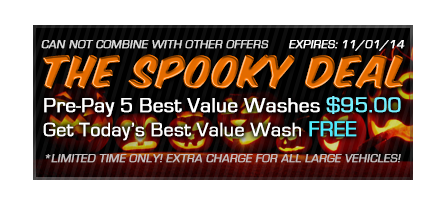 Halloween-Car-Wash-Special-los-angeles