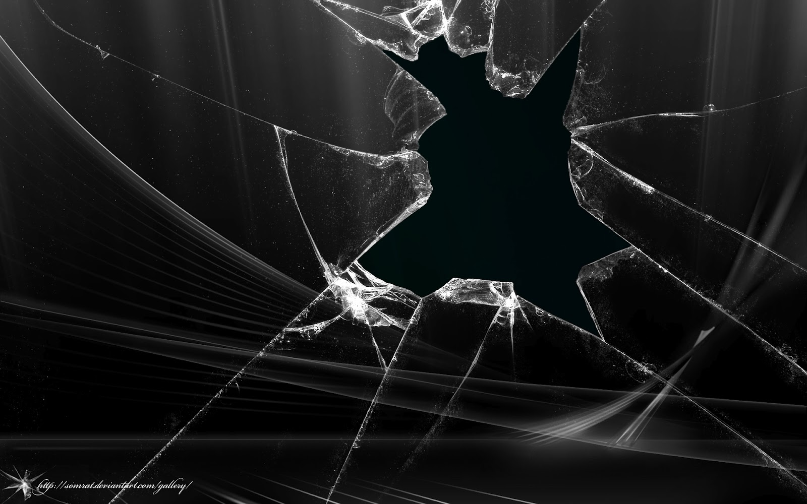 SamFordphotol3csc: Photoshop - Dramatic broken glass ...