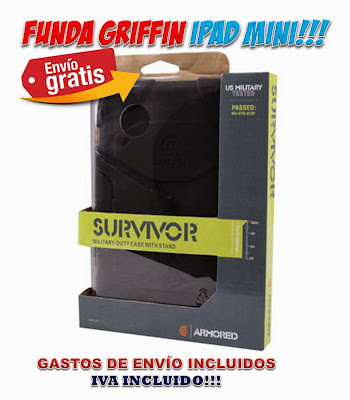 carcasa Griffin iPad