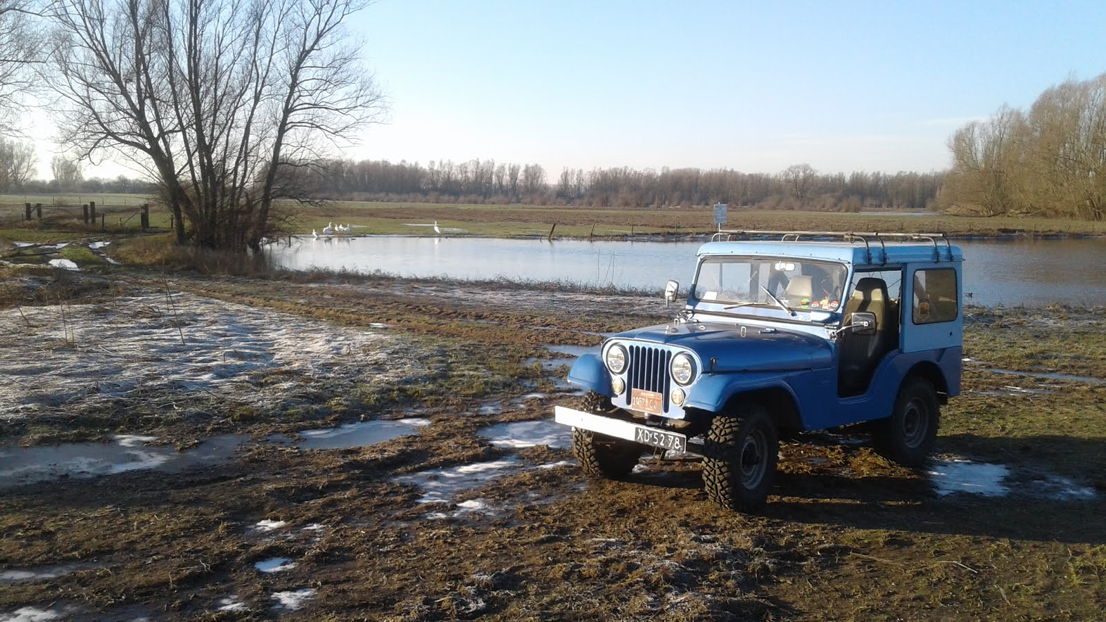 Jeep Cj Brake Light Fix