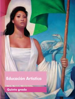 Educación Artística Quinto grado 2015-2016 Libro de Texto