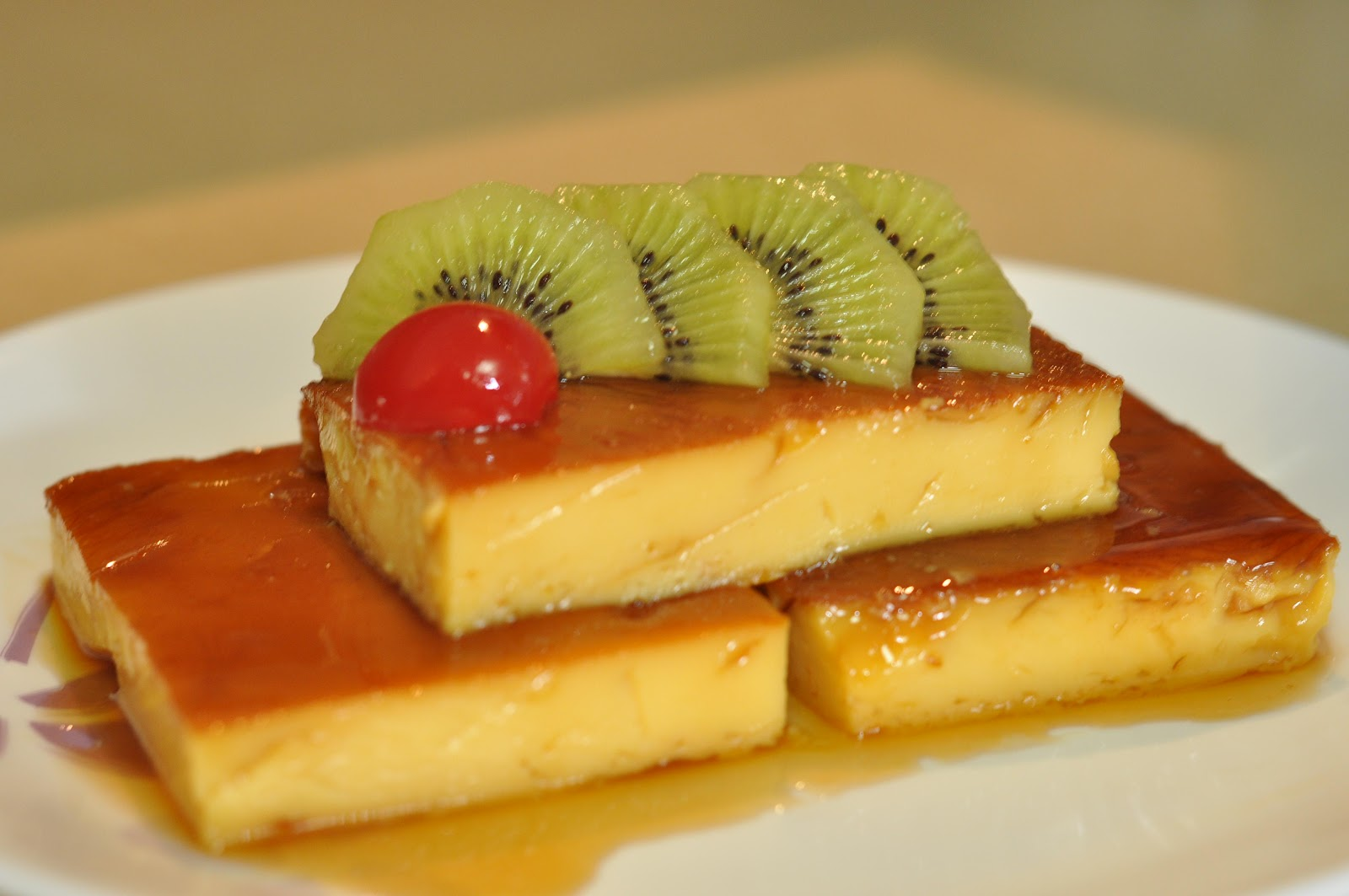 Jane's Kitchen: Baked Leche Flan