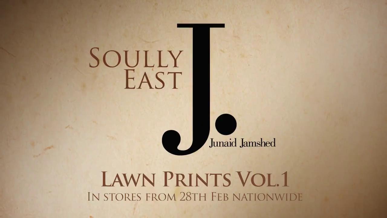 Junaid Jamshed Lawn TVC 2014 Bahar Ayi