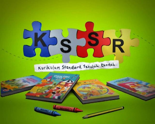 Video Penerangan Kurikulum Baru Sekolah Rendah 2016 (KSSR)