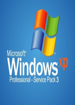 Windows XP Professional SP3 x86 - CD Original
