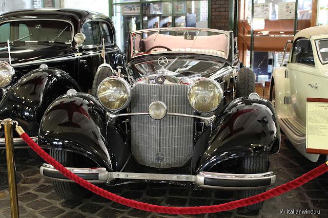 Mercedes-Benz 540K (W29)