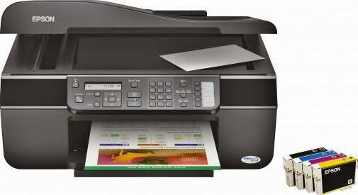 Epson Drivers BX300F Download