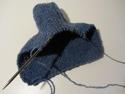 Hvordan strikke sokker trinn for trinn