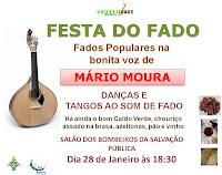 A FESTA DO FADO