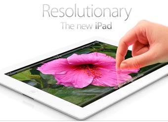 Novo iPad não é mais tão novo assim