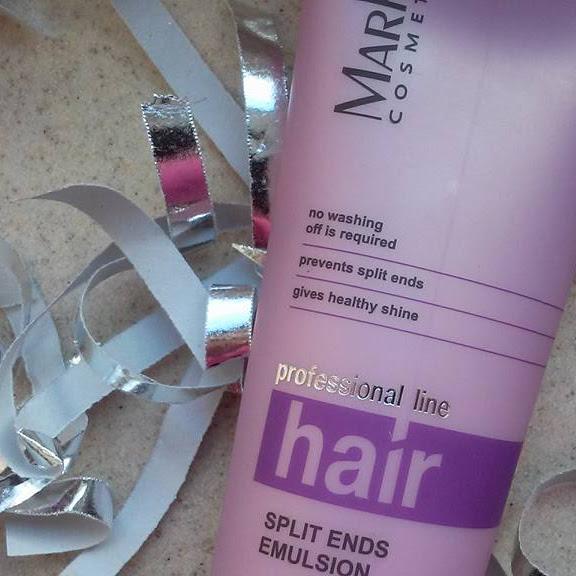Markell Cosmetics Emulsja do włosów rozdwajających się