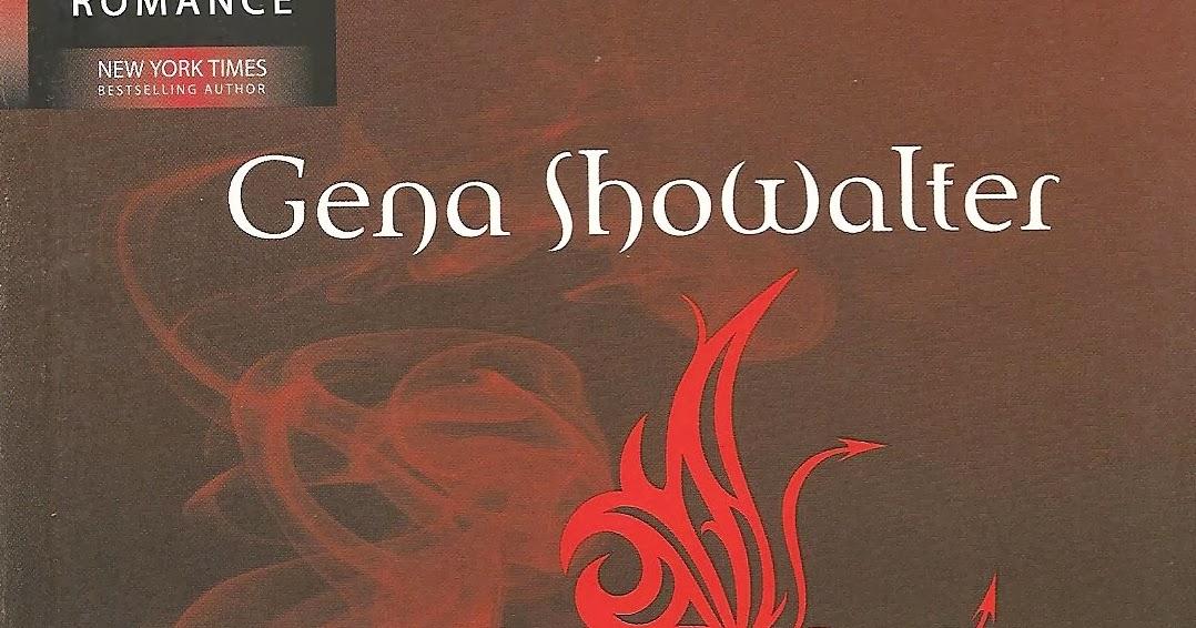SEMPRE ROMÂNTICA!!: A noite mais sombria - Gena Showalter