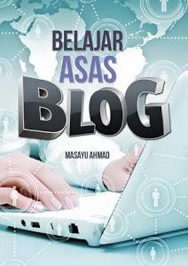 Untuk belajar asas blog, sila klik logo
