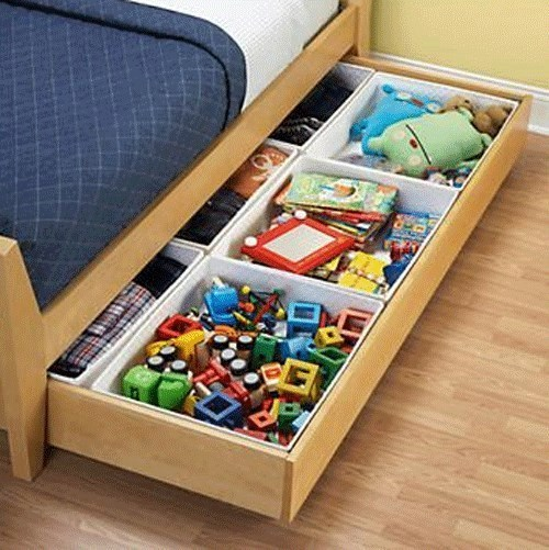 Awesome Minimalist Bed Storage Ideas