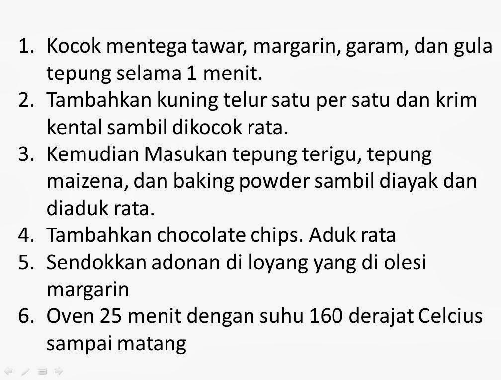 ... Membuat Kue Kering Coklat Sederhana Terbaru Resep Kue Kering | elHouz