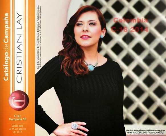 catalogo cristian lay C-16 2014 CL
