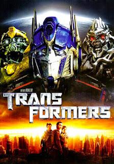 Transformers - DVDRip Dual Áudio