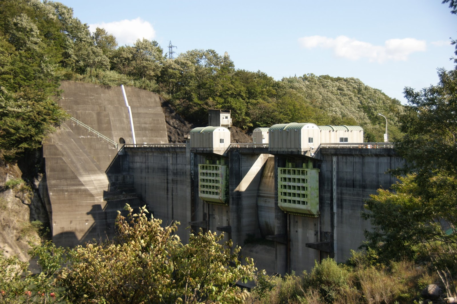 塩原ダム | おぼえがき