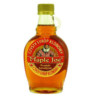 Syrop klonowy Maple Joe