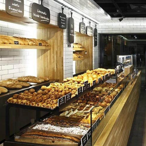 Beautiful Bakeshop Interior Design Ideas #4: The+Best+Traditional+Bakery +Shop+Design+Ideas