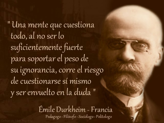 marx and durkheim and their theories of Emile durkheim was one of the founding  how emile durkheim made his  people often make purchases and use credit in ways that conflict with their own.