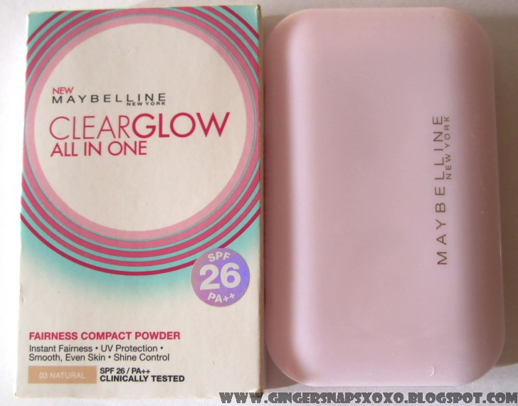Maybelline Clear Glow Bb Cream Natural  Review