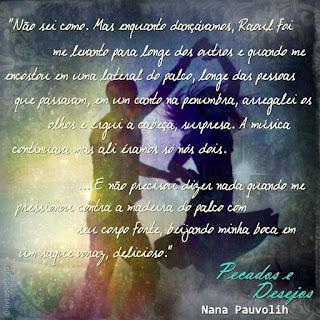 Quote 2 do livro Livro Pecados e Desejos - Nana Pauvolih