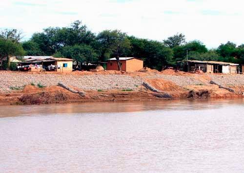 Weenhayekes pedirán resarcimiento por contaminación al río Pilcomayo