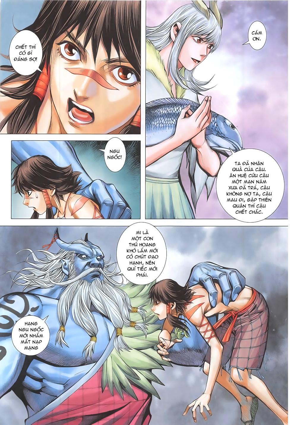 Tây Du Chap 1 - Trang 27