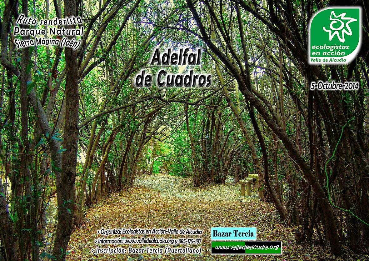 Valle de Alcudia - Senderismo: 2014-10-05: Sierra Mágina I - Adelfal ...