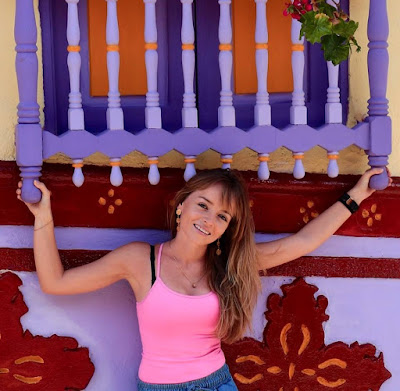Laura Vega, Boogaloo Travel founder.