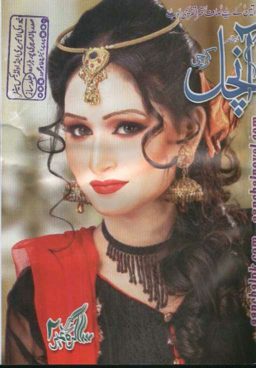 Aanchal Digest May 2014.