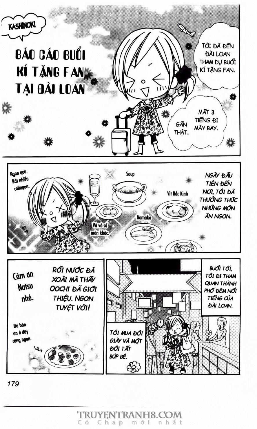 TruyenHay.Com - Ảnh 9 - Tiệm Thời Trang, Love Cotton Chương 31