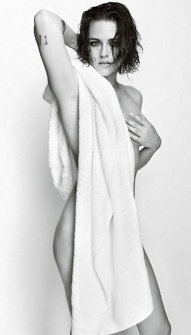 Kristen Steward desnuda - Parejas Disparejas - Farándula Internacional