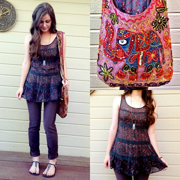 Populaire Arizona Girl: My Style: Hippie Chic KY13